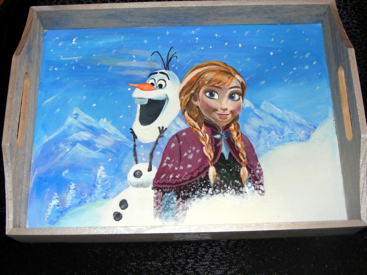Frozen talca egesz